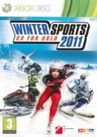 Jaquette du jeu Winter Sports 2011 : Go for Gold
