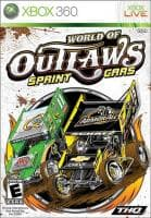Jaquette du jeu World of Outlaws : Sprint Cars