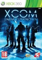 Jaquette du jeu XCOM : Enemy Unknown