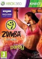 Jaquette du jeu Zumba Fitness