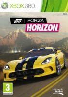 Jaquette du jeu Forza Horizon