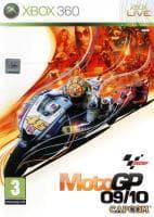 Jaquette du jeu MotoGP 09/10