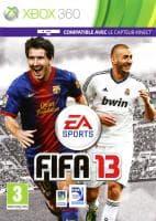 Jaquette du jeu FIFA 13