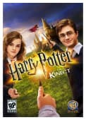 Jaquette du jeu Harry Potter Kinect