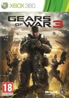 Jaquette du jeu Gears of War 3