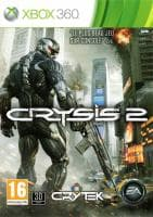 Jaquette du jeu Crysis 2