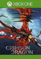 Jaquette du jeu Crimson Dragon