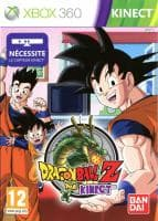 Jaquette du jeu Dragon Ball Z for Kinect