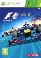 Jaquette du jeu F1 2012