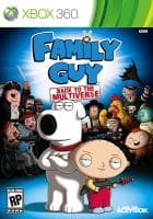 Jaquette du jeu Family Guy : Back to the Multiverse