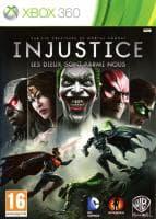 Jaquette du jeu Injustice : Les Dieux sont Parmi Nous
