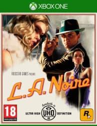Jaquette du jeu L.A. Noire