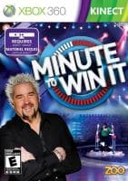 Jaquette du jeu Minute to Win It