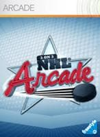 Jaquette du jeu 3 on 3 NHL Arcade