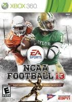 Jaquette du jeu NCAA Football 13