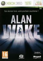 Jaquette du jeu Alan Wake