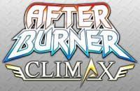 jaquette du jeu After Burner Climax