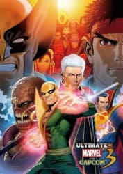 Jaquette du jeu Ultimate Marvel vs. Capcom 3