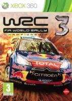 Jaquette du jeu WRC 3