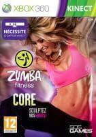 Jaquette du jeu Zumba Fitness Core