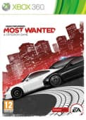 Jaquette du jeu Need for Speed Most Wanted (2012)
