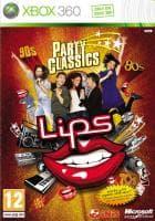 Jaquette du jeu Lips : Party Classics