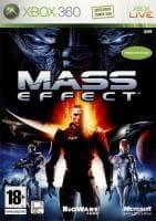 Jaquette du jeu Mass Effect