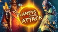 Jaquette du jeu Planets Under Attack