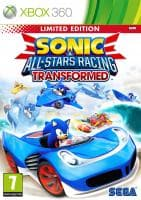 Jaquette du jeu Sonic & All Stars Racing Transformed