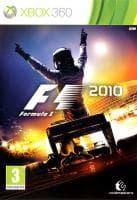 Jaquette du jeu F1 2010