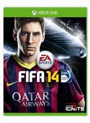 Jaquette du jeu FIFA 14