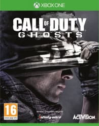 Jaquette du jeu Call Of duty : Ghosts