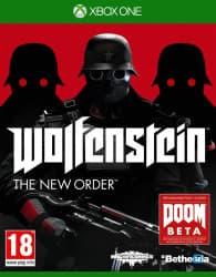 Jaquette du jeu Wolfenstein :The New Order
