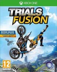 Jaquette du jeu Trials Fusion