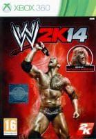 Jaquette du jeu WWE 2K14