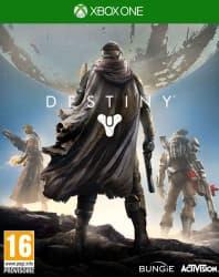 Jaquette du jeu Destiny