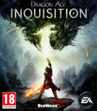 Jaquette du jeu Dragon Age Inquisition