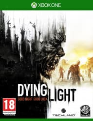 Jaquette du jeu Dying Light