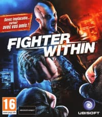 Jaquette du jeu Fighter Within