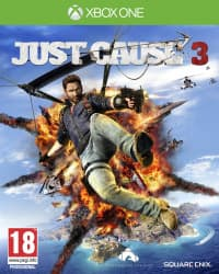 Jaquette du jeu Just Cause 3