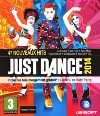 Jaquette du jeu Just Dance 2014