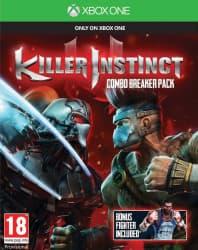 Jaquette du jeu Killer Instinct