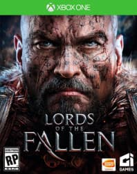 Jaquette du jeu Lords of the Fallen