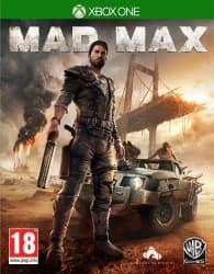 Jaquette du jeu Mad Max