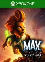 Jaquette du jeu Max : The Curse of Brotherhood