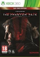 Jaquette du jeu Metal Gear Solid V : The Phantom Pain