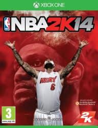 Jaquette du jeu NBA 2K14