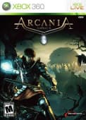 Jaquette du jeu Arcania : Gothic 4