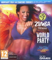 Jaquette du jeu Zumba Fitness World Party