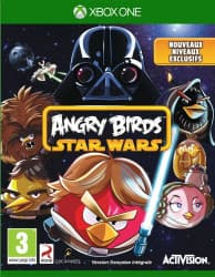 Jaquette du jeu Angry Birds Star Wars
